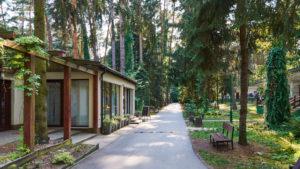 Domki letniskowe nadjeziorem Lublin